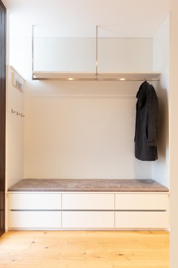 Read more about the article GARDEROBE